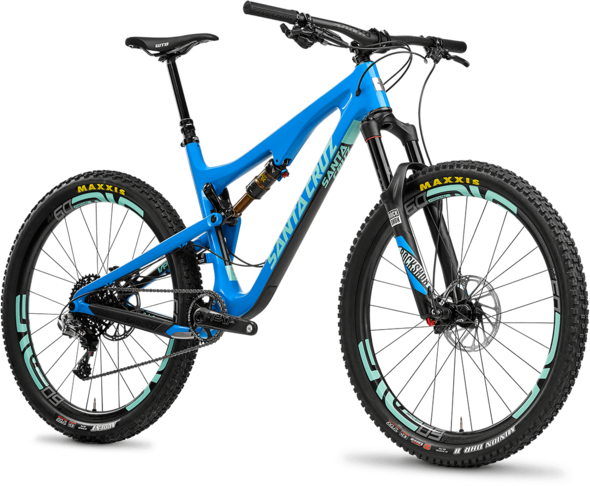 Santa Cruz 5010 CC XTR Image may differ. Price listed is for bicycle as defined in specs.