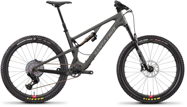 Santa Cruz 5010 Carbon CC XX1 AXS Reserve Color: Grey