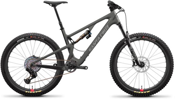 Santa Cruz 5010 Carbon CC XX1 AXS Reserve+