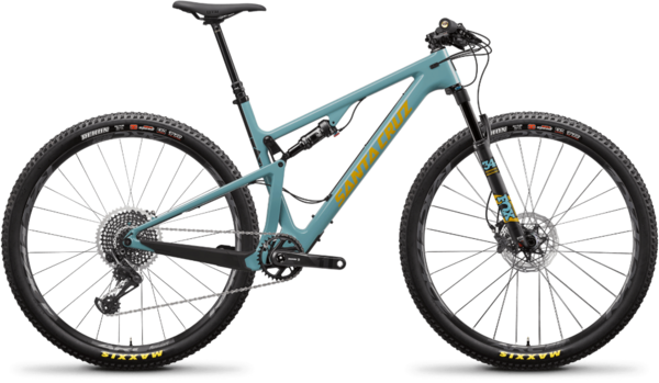 Santa Cruz Blur Carbon CC X01 Trail