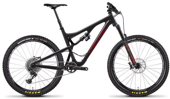 Santa Cruz Bronson X01 Carbon CC Race Face ARC