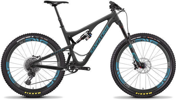 Santa Cruz Bronson CC Frame Image differs from actual product. Complete bike shown.