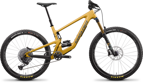 Santa Cruz Bronson CC X01 MX
