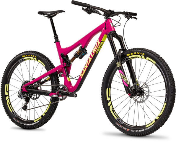 Santa Cruz Bronson CC XTR Image may differ. Price listed is for bicycle as defined in the specs.