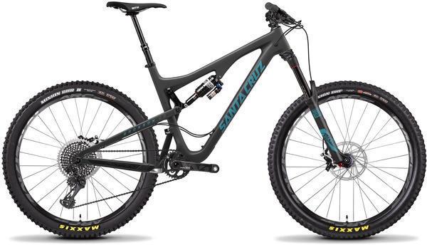 Santa Cruz Bronson CC XX1