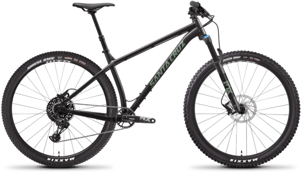 Santa Cruz Chameleon Aluminum R Color: Black