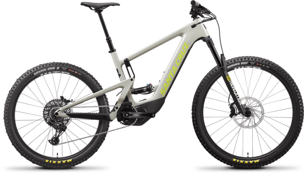 Santa Cruz Heckler MX CC R