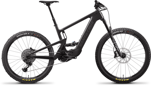 Santa Cruz Heckler MX CC S