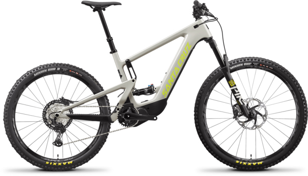 Santa Cruz Heckler MX CC XT