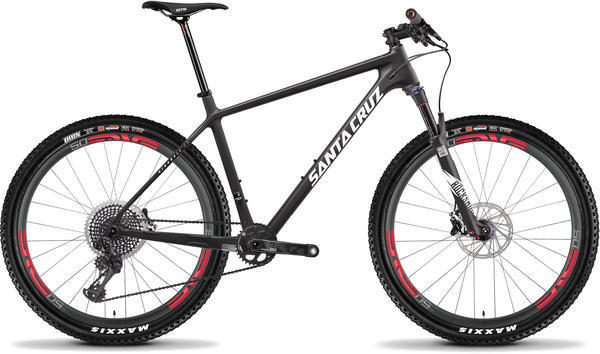 Santa Cruz Highball 27.5 CC Frame Image differs from actual product. Complete bike shown.