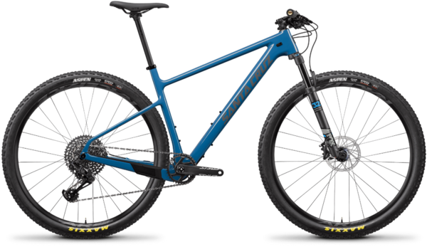 Santa Cruz Highball Carbon C S Blue