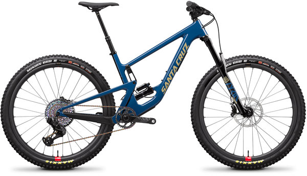 Santa Cruz Hightower Carbon CC XX1 AXS Reserve