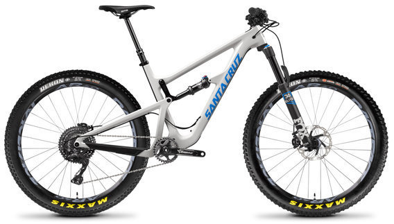 Santa Cruz Hightower XE Carbon C 27+