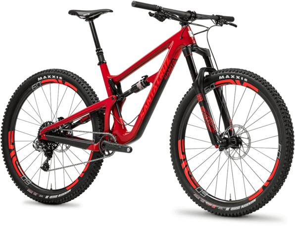 Santa Cruz Hightower CC XX1 27.5+ Image may differ. Price listed is for bicycle as defined in the specs.