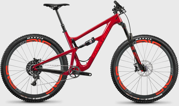 Santa Cruz Hightower CC Frameset