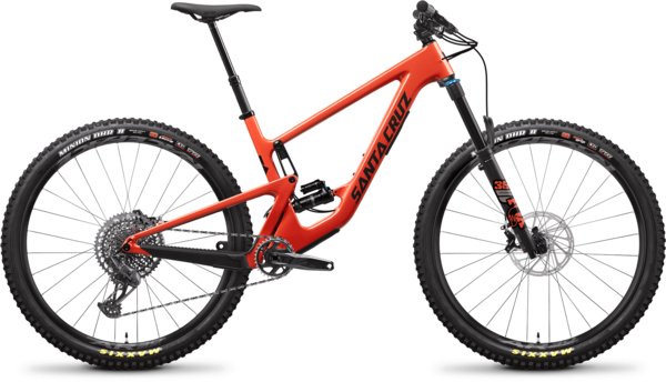 Santa Cruz Hightower C S Color: Ember