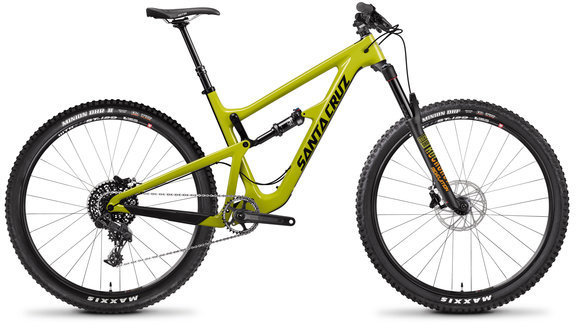 Santa Cruz Hightower LT R Carbon C