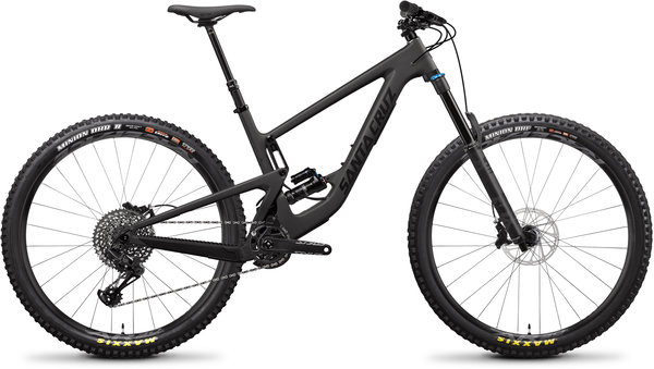 Santa Cruz Megatower 2.0 C S 29-inch Color: Black
