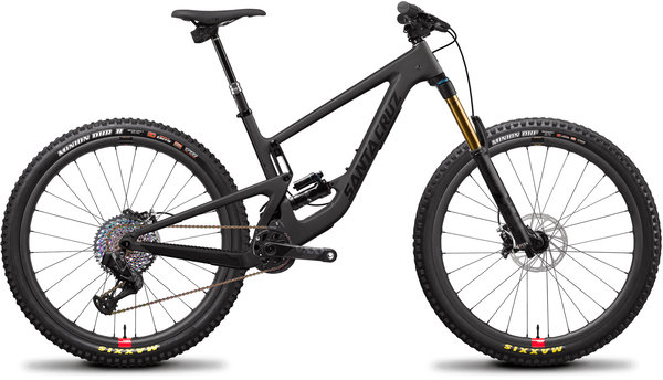 Santa Cruz Megatower 2.0 CC XX1 AXS 29-inch Reserve Color: Black