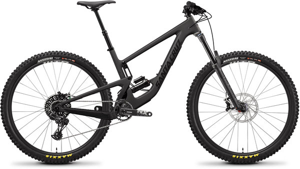 Santa Cruz Megatower Carbon C R Color: Blackout