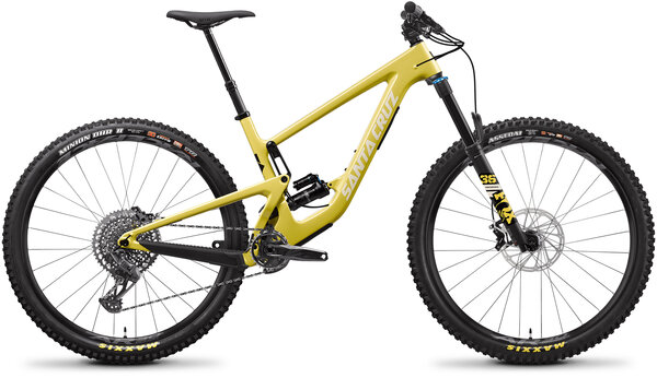 Santa Cruz Megatower C S Color: Amarillo Yellow