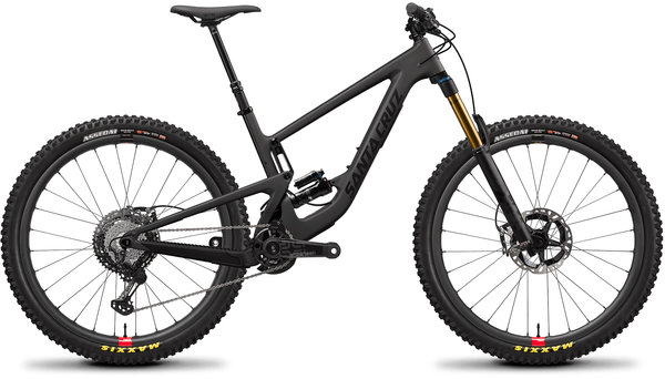 Santa Cruz Megatower Carbon CC XTR Reserve Color: Blackout
