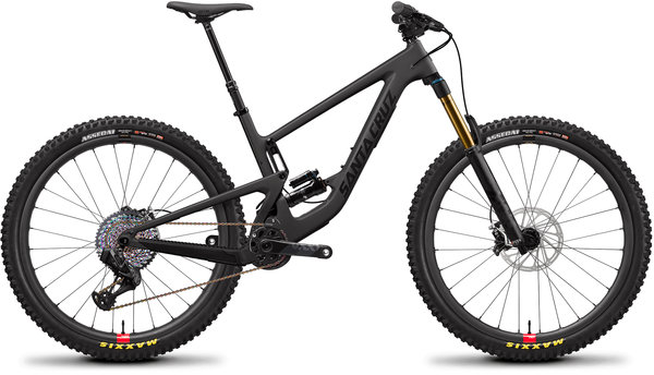 Santa Cruz Megatower Carbon CC XX1 AXS Reserve Color: Blackout