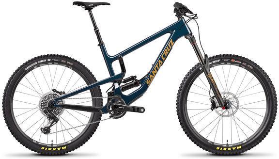 Santa Cruz Nomad X01 Carbon CC