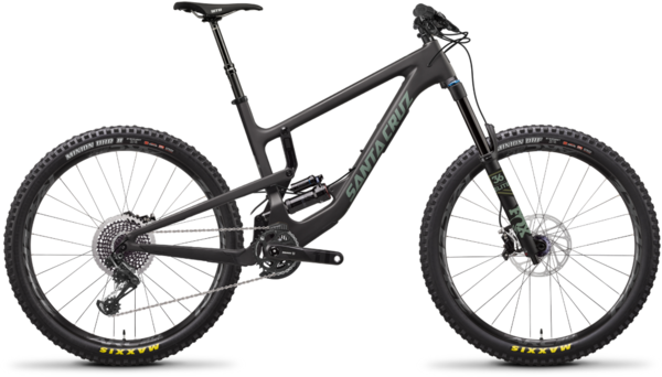 Santa Cruz Nomad Carbon CC X01 RockShox Super Deluxe Select Ultimate | Race Face ARC Offset 30 27.5 Rims