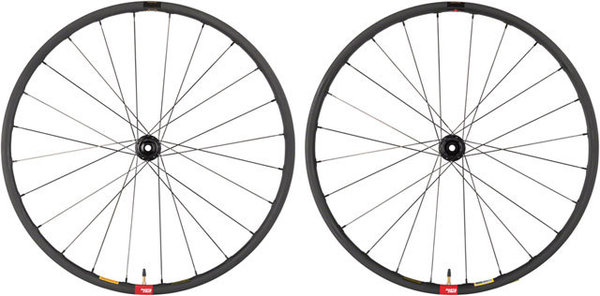 Santa Cruz Reserve 22 DT Swiss 700c Wheelset Color: Black