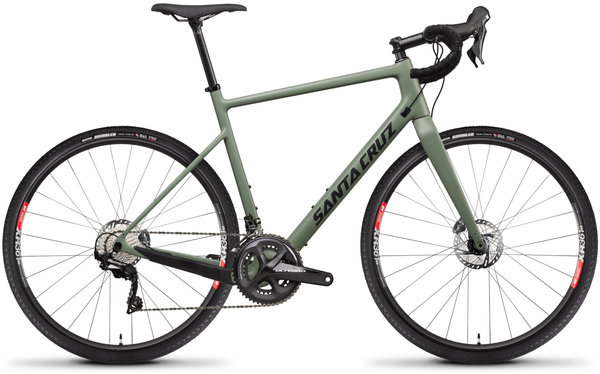 Santa Cruz Stigmata Ultegra 700c Color: Olive Green