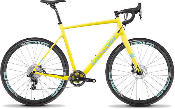 Santa Cruz Stigmata CC Frame Image differs from actual product. Complete bike shown.