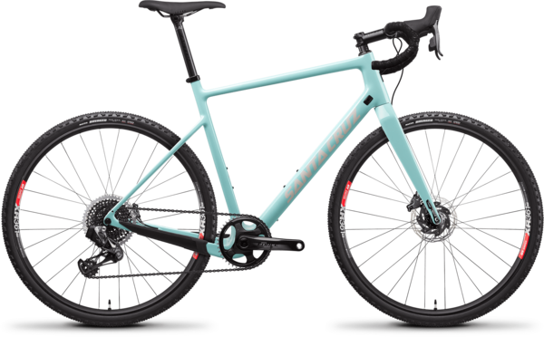 Santa Cruz Stigmata CC Force 1x 700c Color: Blue