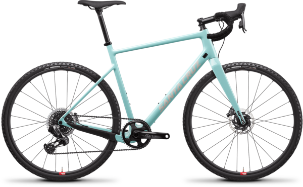 Santa Cruz Stigmata CC Force 1x Reserve 700c Color: Blue