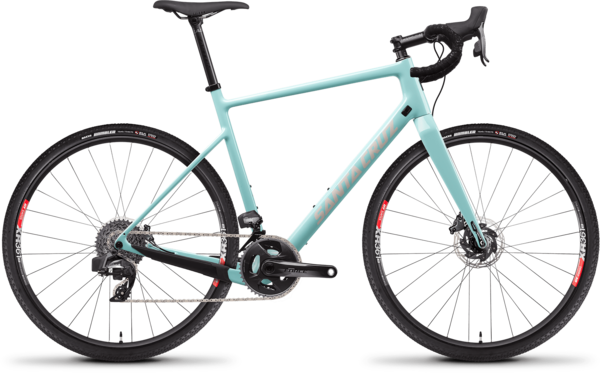 Santa Cruz Stigmata CC Force 2x 700c Color: Blue