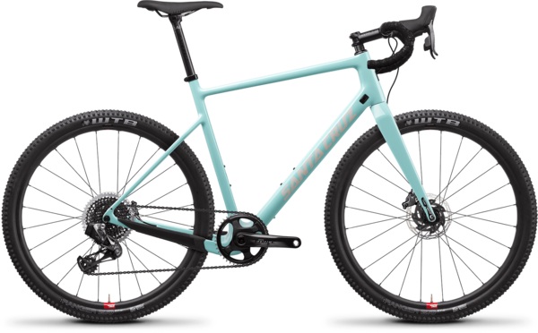 Santa Cruz Stigmata CC Force Reserve 650B Color: Blue