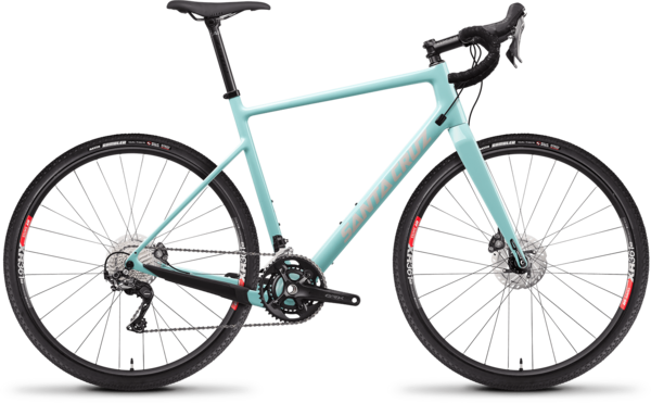 Santa Cruz Stigmata CC GRX 700c Color: Blue