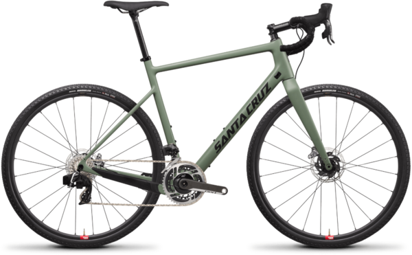 Santa Cruz Stigmata Carbon CC Red AXS Reserve Color: Green