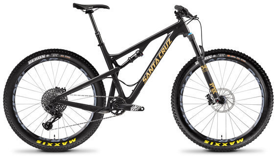 Santa Cruz Tallboy S Carbon C 27+