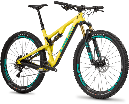 Santa Cruz Tallboy 3.0 CC X01+ Image differs from actual product