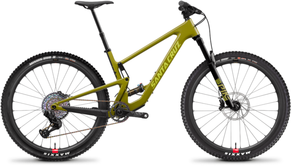 Santa Cruz Tallboy Carbon CC XX1 Reserve Color: Rocksteady Yellow