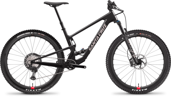 Santa Cruz Tallboy C XT Reserve Color: Ebony