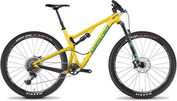 Santa Cruz Tallboy CC X01 Race Face ARC 24