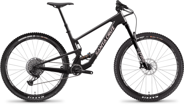 Santa Cruz Tallboy CC X01 Color: Ebony