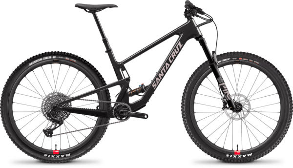 Santa Cruz Tallboy CC X01 Reserve Color: Ebony