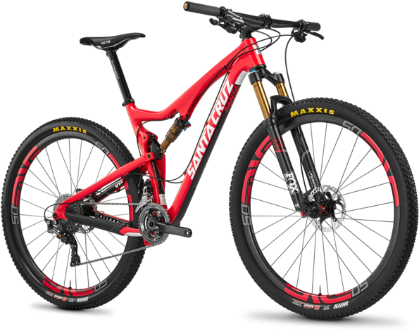 Santa Cruz Tallboy CC XTR Image may differ. Price listed is for bicycle as defined in the specs.