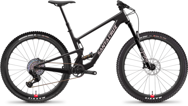 Santa Cruz Tallboy CC XX1 Reserve Color: Ebony