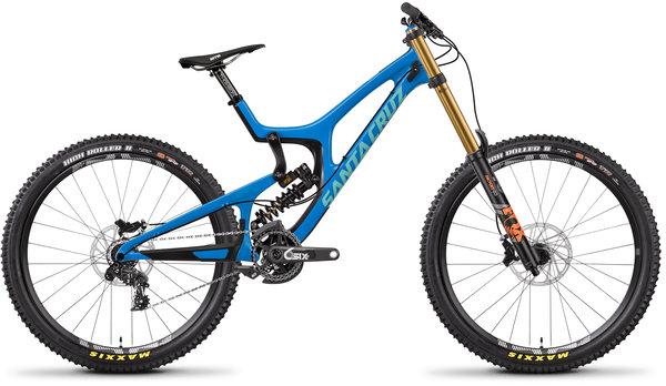 Santa Cruz V10 Carbon CC X01