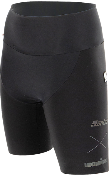 Santini Santini Ironman Audax Women's Triathlon Shorts Color: Black