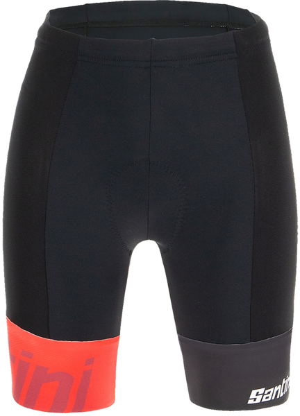 Santini Santini Ironman Cupio Men's Triathlon Shorts Color: Black